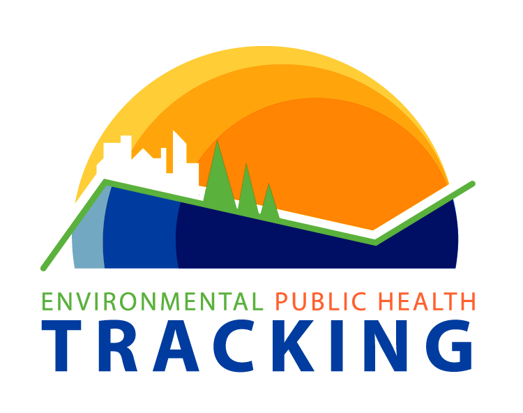 Environmental Public Health Tracking logo